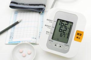 血圧に伴う疾病